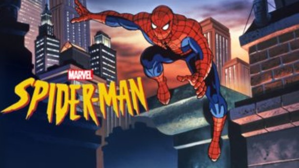 Spider-Man is a 1994 cartoon showcasing the superhero's adventures in NYC