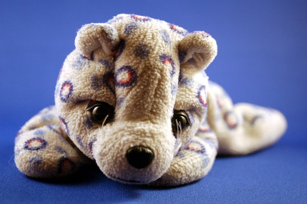 Plush toy collectible