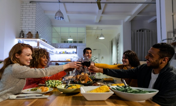 Every Friendsgiving needs a perfect Instagram caption for social media.