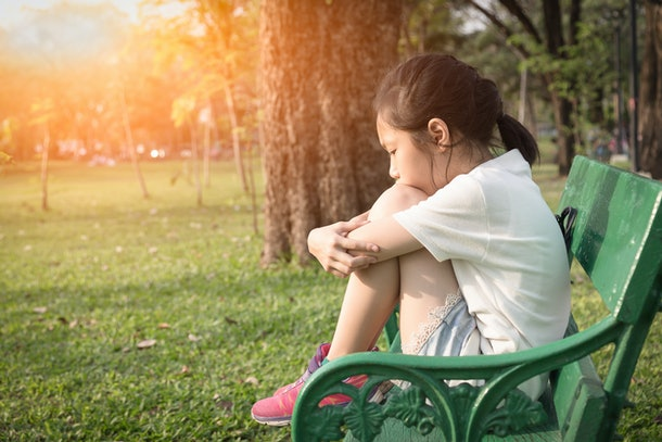 Children as young as toddlers can have symptoms of depression, experts say.